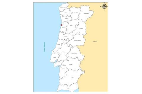 Site Autarquico Da Cm Ovar Localizacao